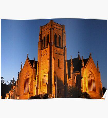 St Saviour's Cathedral, Goulburn Poster