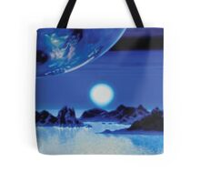 Mysterious World Tote Bag