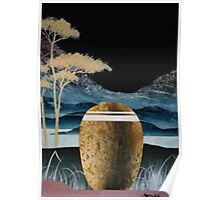 Urn in the Mountains Poster