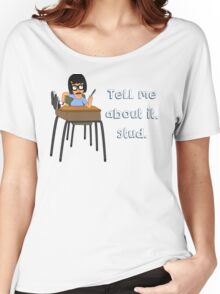 Bad Tina Women's Relaxed Fit T-Shirt