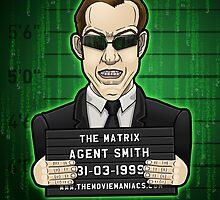 Agent Smith - Line Up by TheMovieManiacs