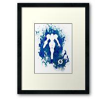 Samus Spirit Framed Print