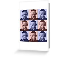 Dr dre Greeting Card