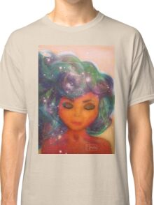 Waves and Stars Classic T-Shirt