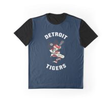 detroit tigers Graphic T-Shirt