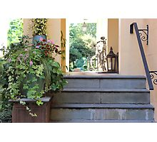 Charleston House Photographic Print