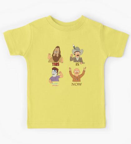 THIS IS ME NOW Kids Tee