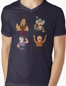 THIS IS ME NOW Mens V-Neck T-Shirt