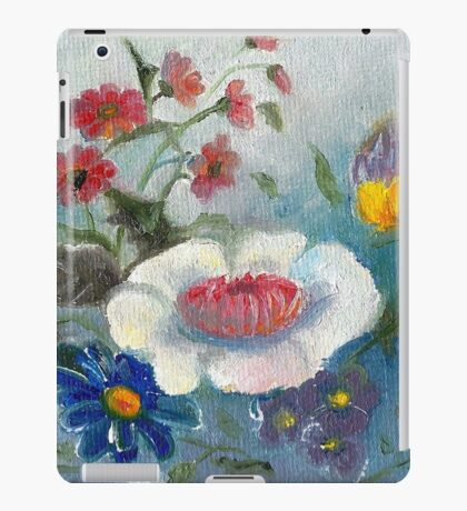 Spring-Flowers iPad Case/Skin