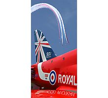 The Reds - 50 Display Seasons - Farnborough 2014 Photographic Print