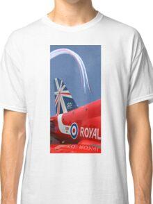 The Reds - 50 Display Seasons - Farnborough 2014 Classic T-Shirt