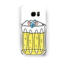 HeinyR- Blue Mouse Drunk Samsung Galaxy Case/Skin