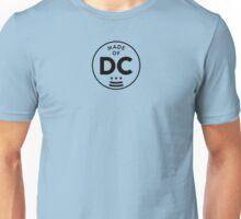 Made of DC (Washington DC) Unisex T-Shirt