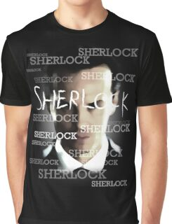 Moriarty's Cell  Graphic T-Shirt