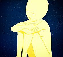 Loney Star by Hippywhippy