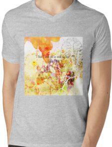 I Made You Up Mens V-Neck T-Shirt