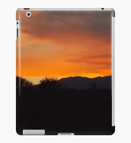Desert Sunset iPad Case/Skin