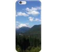 MT. rainer iPhone Case/Skin