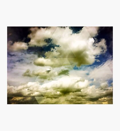 Above the clouds II Photographic Print