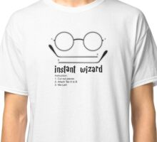 Instant Wizard Classic T-Shirt