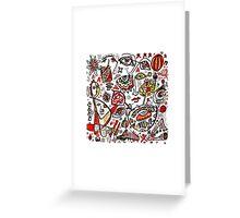 Druids of Sindidun Greeting Card