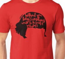 Amelie - Without you.. Unisex T-Shirt