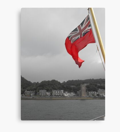UK Pride Canvas Print