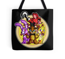 Just Five Nights Tote Bag