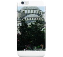 blue mosque,Istanbul iPhone Case/Skin