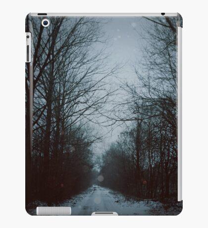Dark Winter iPad Case/Skin