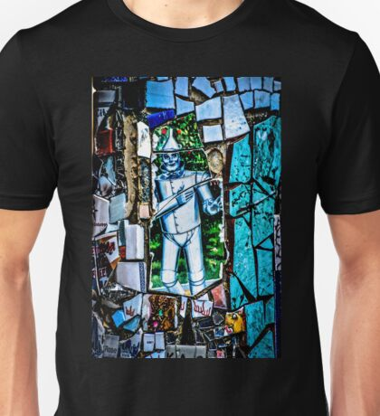 Tin Man Unisex T-Shirt