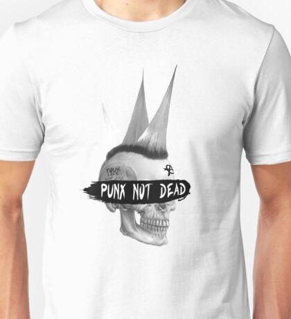 Punx not dead Unisex T-Shirt