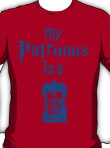 my-patrons-is-a-tardis T-Shirt