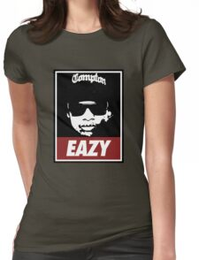 Eazy-E Womens Fitted T-Shirt