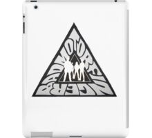 BADMOTORFINGER iPad Case/Skin