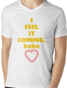 i feel it coming Mens V-Neck T-Shirt