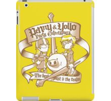Penny & Yollo - Party Entertainers iPad Case/Skin