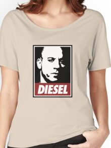 Vin Diesel Women's Relaxed Fit T-Shirt