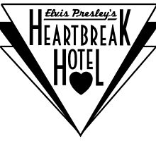 Elvis Presley's Heartbreak Hotel by TheGreatPapers