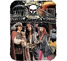 Pirates of the Universe Photographic Print