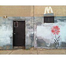 City Flower Photographic Print