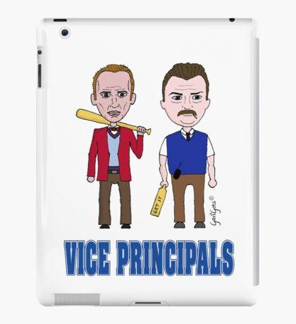 Vice Principals iPad Case/Skin