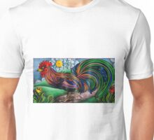 New Rooster T-Shirt