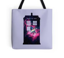 Space TARDIS - Doctor Who Tote Bag
