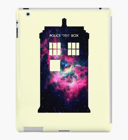 Space TARDIS - Doctor Who iPad Case/Skin
