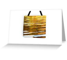 Tote Bag 13...............................Reflections Greeting Card