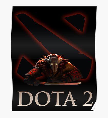 DOTA 2 Poster