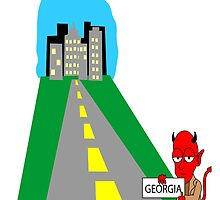 The devil went down to georgia by mcbeefy