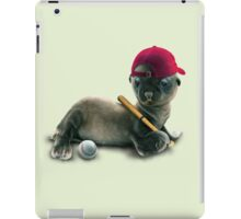 BABY SEAL iPad Case/Skin