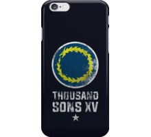 Thousand Sons XV - Warhammer iPhone Case/Skin